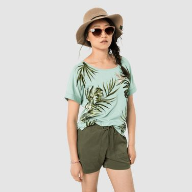TROPICAL LEAF T W