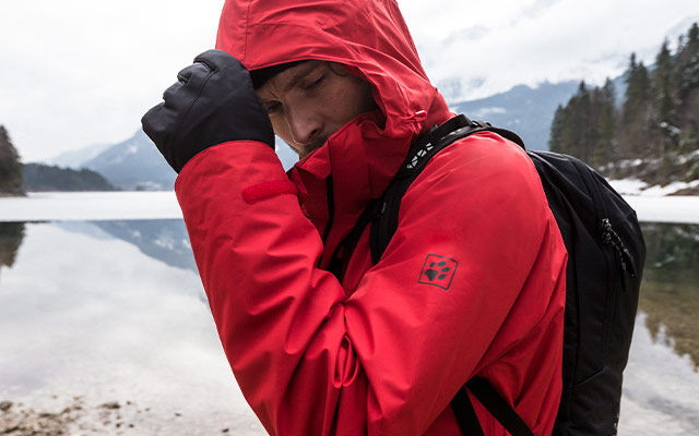 Domestic Jack Wolfskin Mens Escalante Trail Waterproof