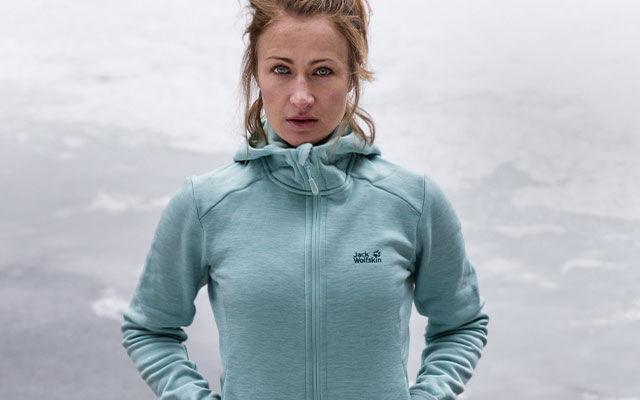 Women Fleece jackets