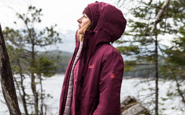 Women's raincoats – Buy raincoats – JACK WOLFSKIN