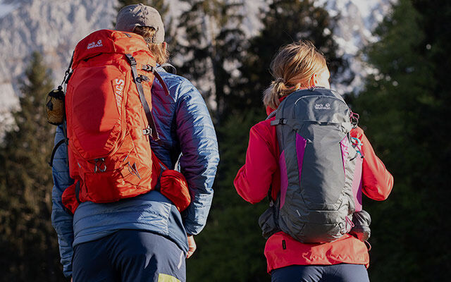 Equipment Hiking packs