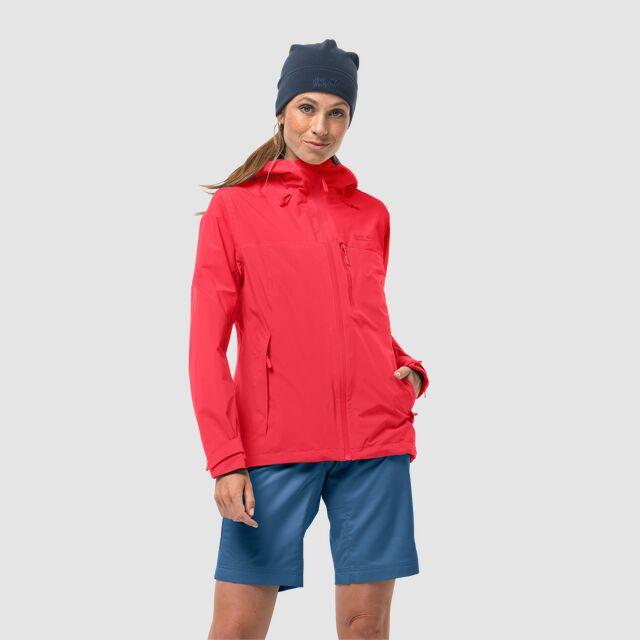 GO HIKE JACKET W