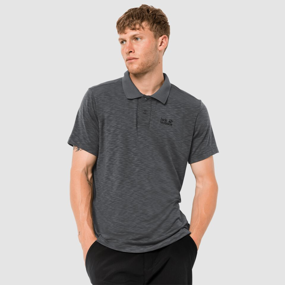 TRAVEL POLO MEN