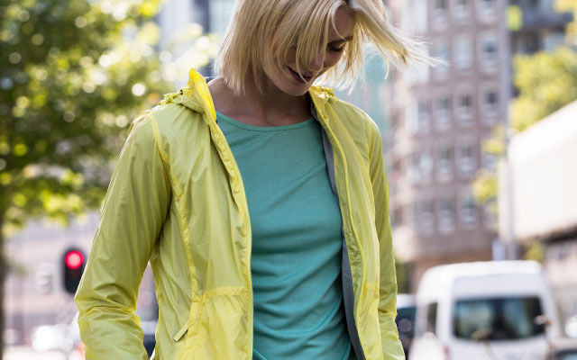 Women Windproof jackets