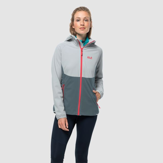 GO HIKE SOFTSHELL W