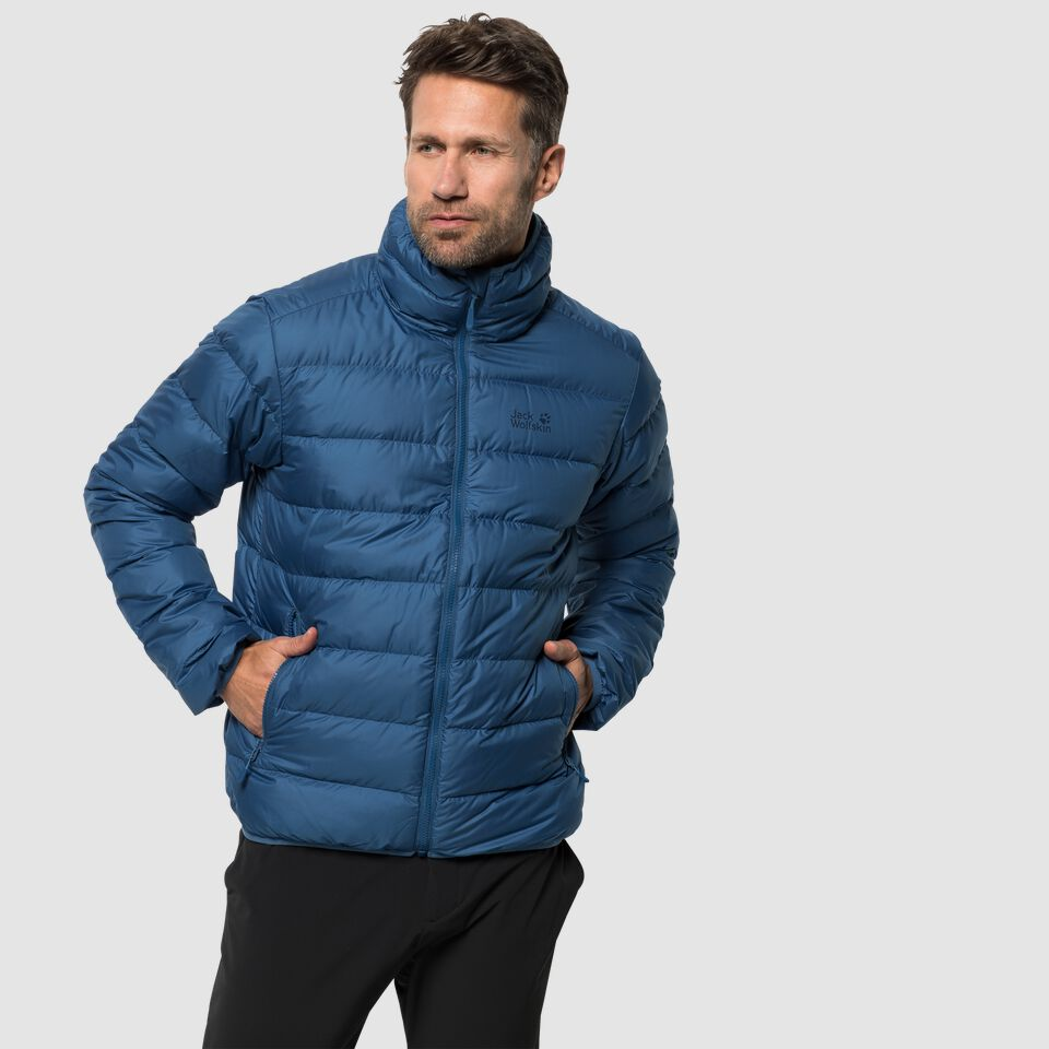 premium selection a28be 03e78 Jack Wolfskin HELIUM HIGH MEN Windproof down jacket men – JACK WOLFSKIN