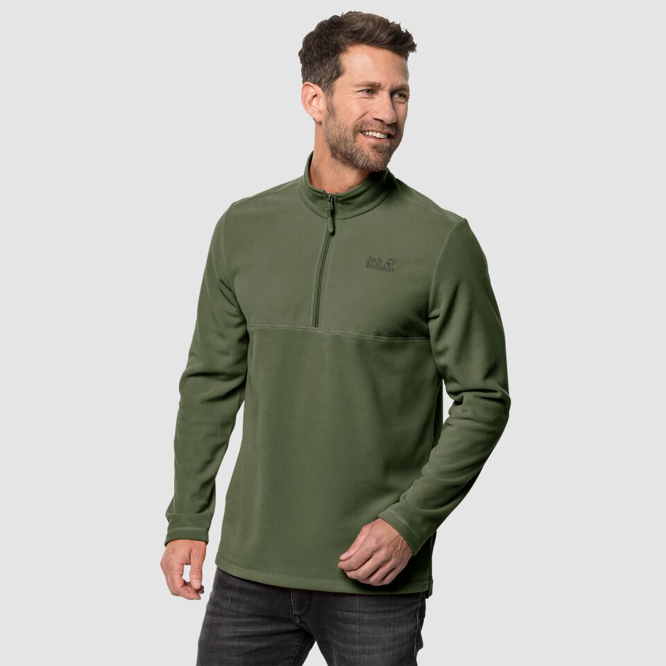premium selection e96e2 ecb88 Jack Wolfskin GECKO Fleece jumper men – JACK WOLFSKIN
