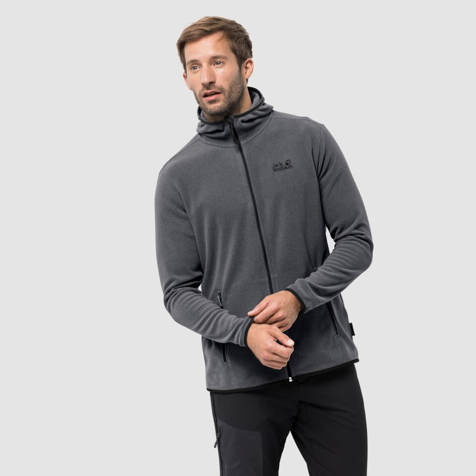 huge discount 08029 84982 Jack Wolfskin ARCO JACKET M Fleece jacket men – JACK WOLFSKIN