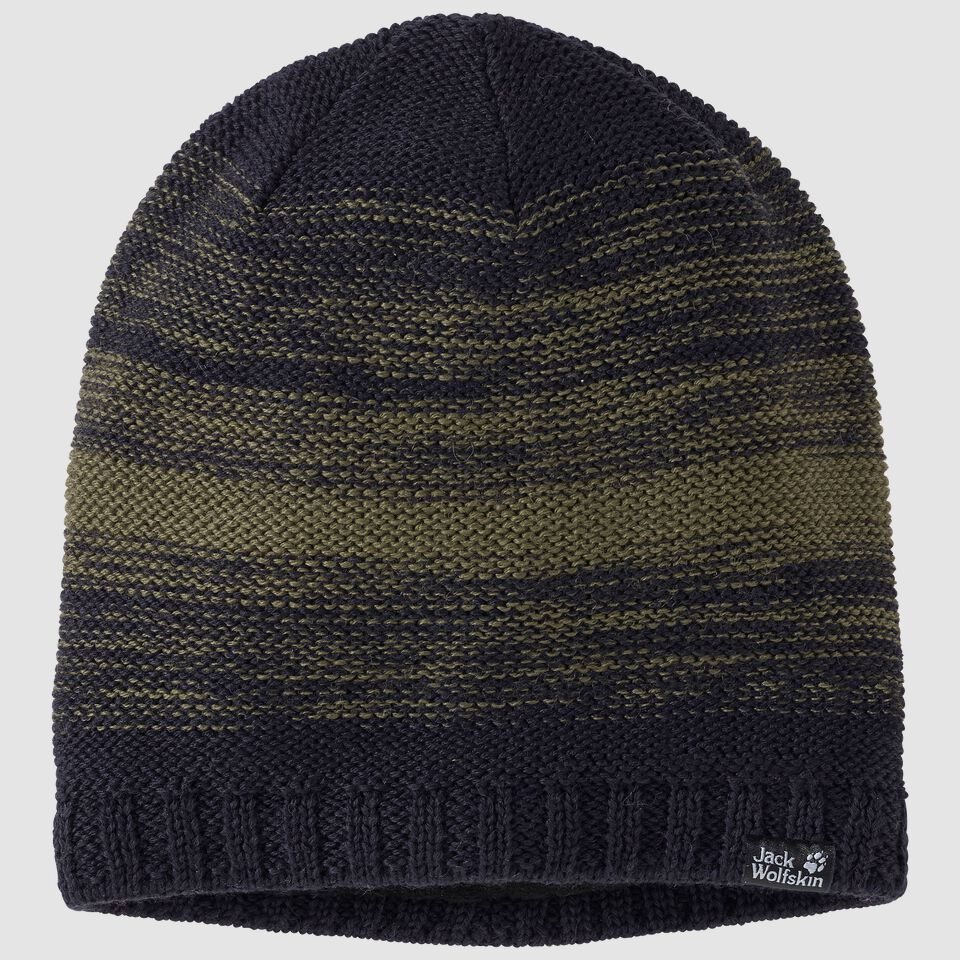best loved on sale where to buy Jack Wolfskin COLORFLOAT KNIT CAP Knitted hat – JACK WOLFSKIN