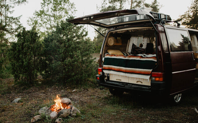 Outdoor #GOBACKPACK Vanlife