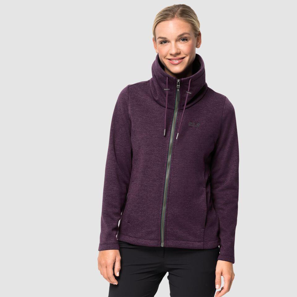 uusi kokoelma klassikko toinen mahdollisuus Jack Wolfskin SKY THERMIC JACKET WOMEN Fleece jacket women – JACK WOLFSKIN