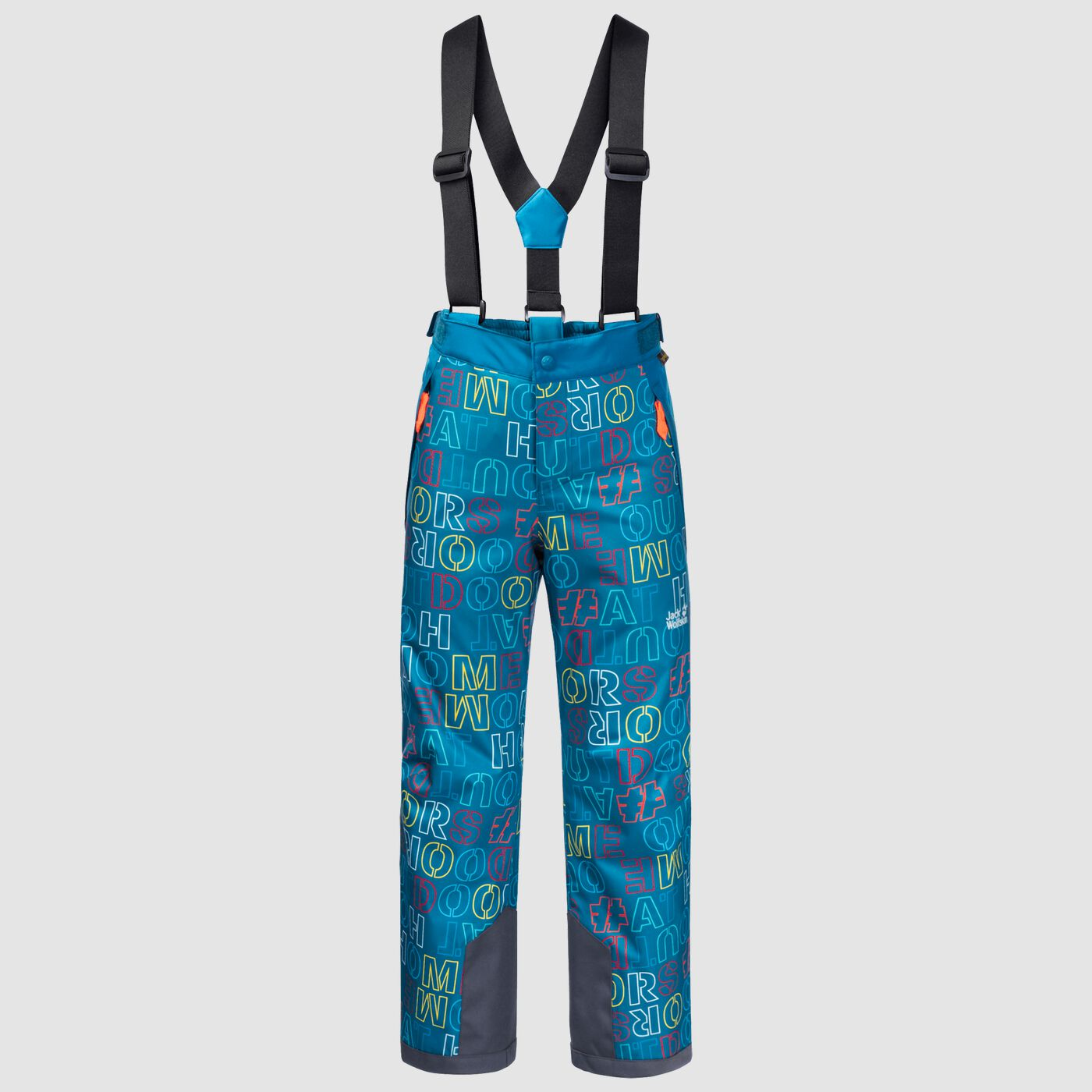 GREAT SNOW PRINTED PANTS KIDS
