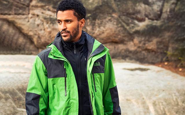 Men's jackets – Buy jackets – JACK WOLFSKIN