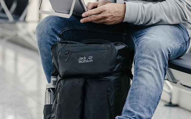 Equipment TRIAZ – lightweight luggage