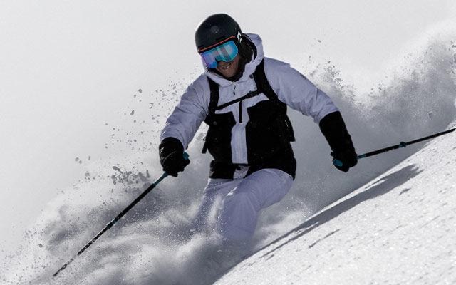 Men Winter sports