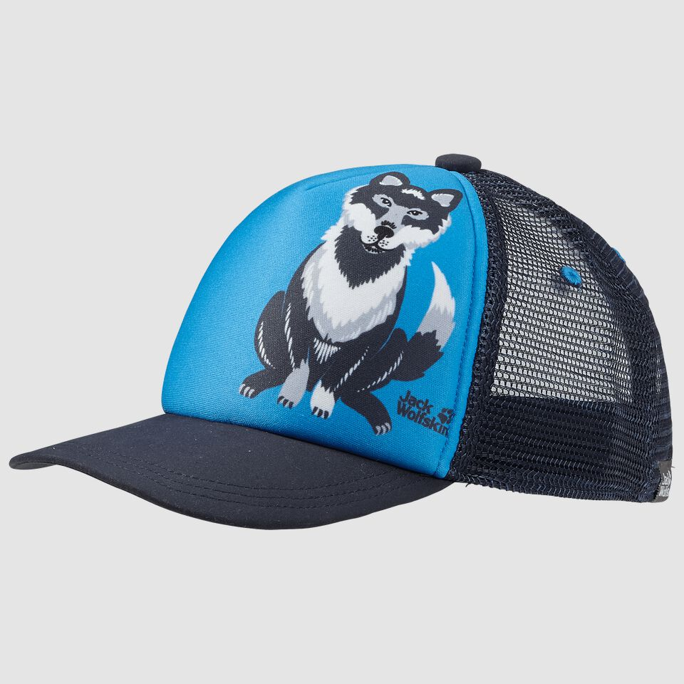 ANIMAL MESH CAP KIDS