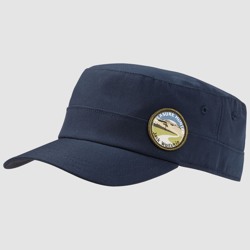 TREASURE HUNTER CAP KIDS