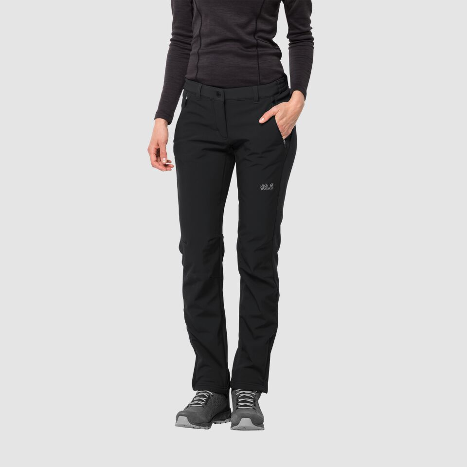ZENON SOFTSHELL PANTS WOMEN