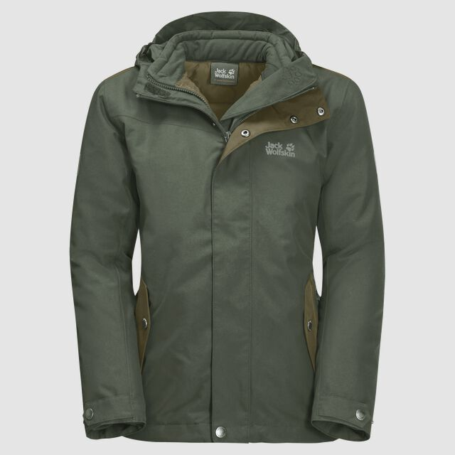 ICY WINTER 3IN1 JACKET K