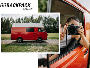 JACK WOLFSKIN launches new outdoor adventure #GOBACKPACK VANLIFE