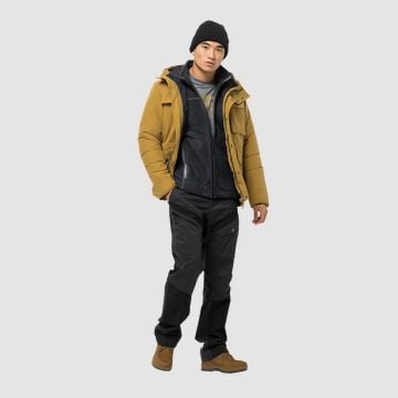 CASUAL WINTER OUTFIT MEN