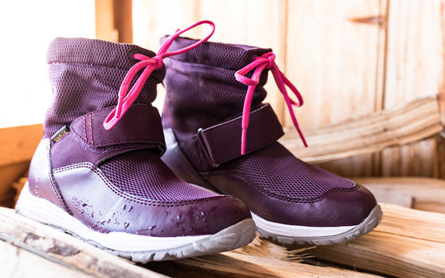 Kids Waterproof footwear