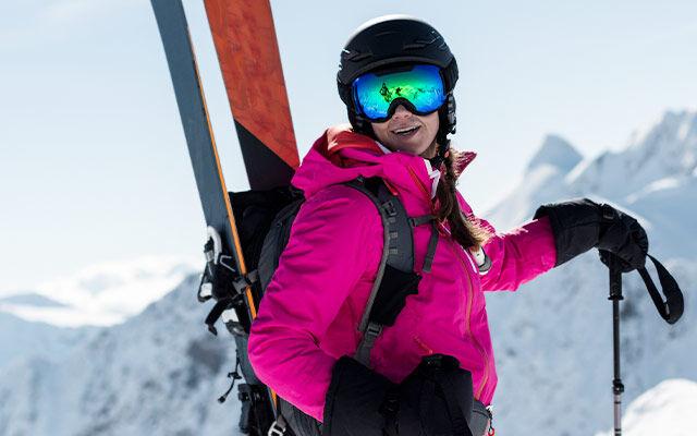 Women Ski
