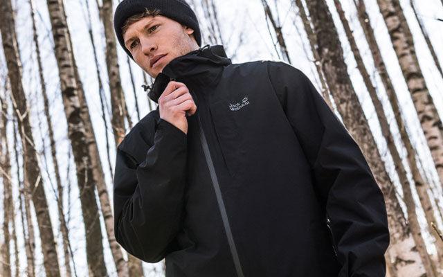 Men Windproof jackets