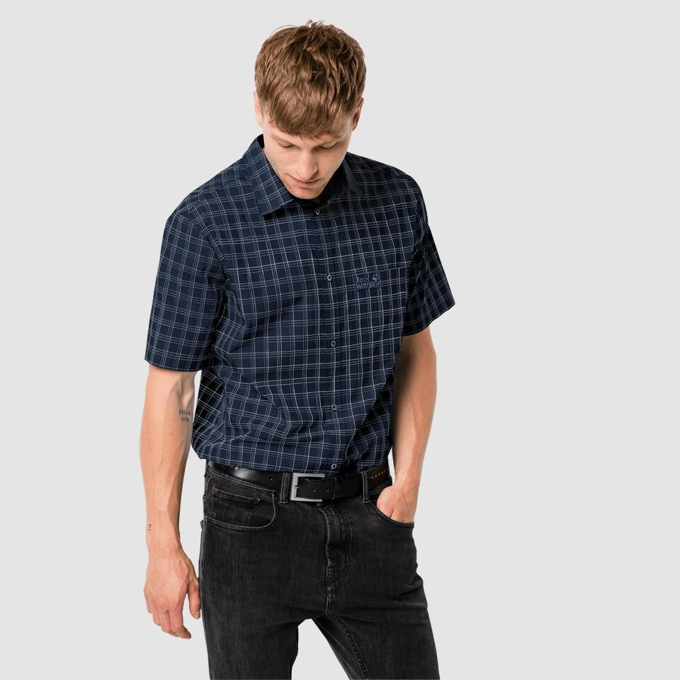 HOT SPRINGS SHIRT M