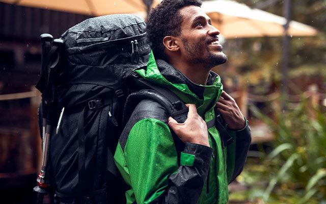 Men Waterproof jackets