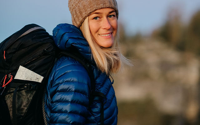 Women Insulated jackets