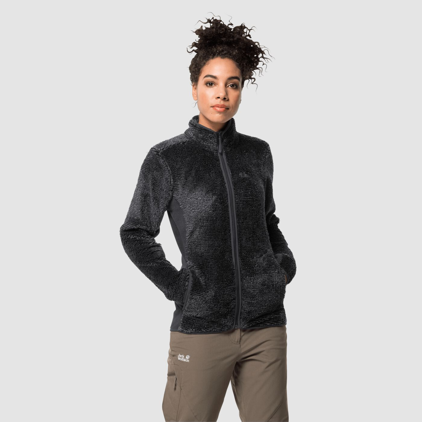 PINE LEAF JACKET WOMEN