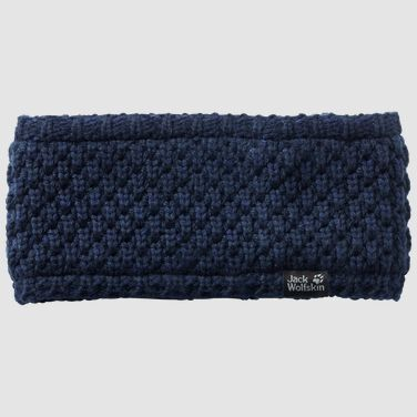 HIGHLOFT KNIT HEADBAND WOMEN
