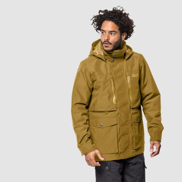 BRIDGEPORT BAY JACKET
