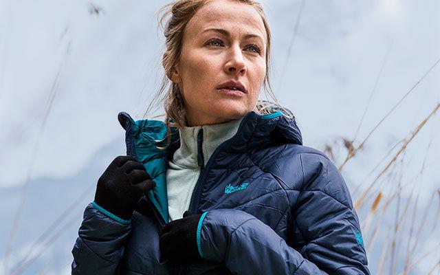 Women Insulated jackets