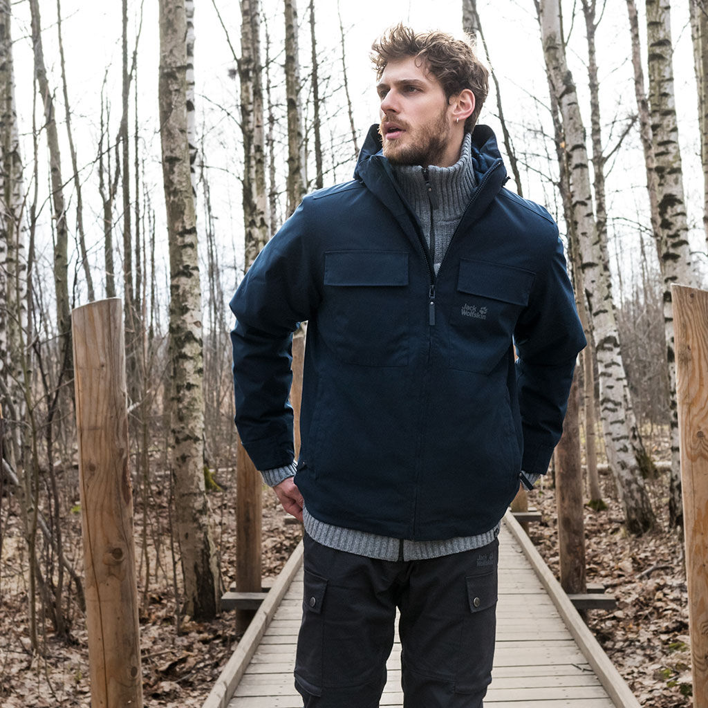 Jack Wolfskin Everyday Outdoor Outfit – JACK WOLFSKIN