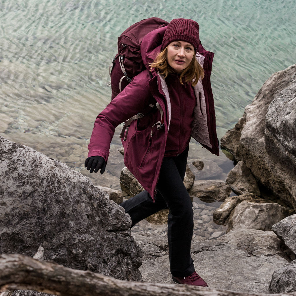 Jack Wolfskin Winter Hiking Outfit – JACK WOLFSKIN