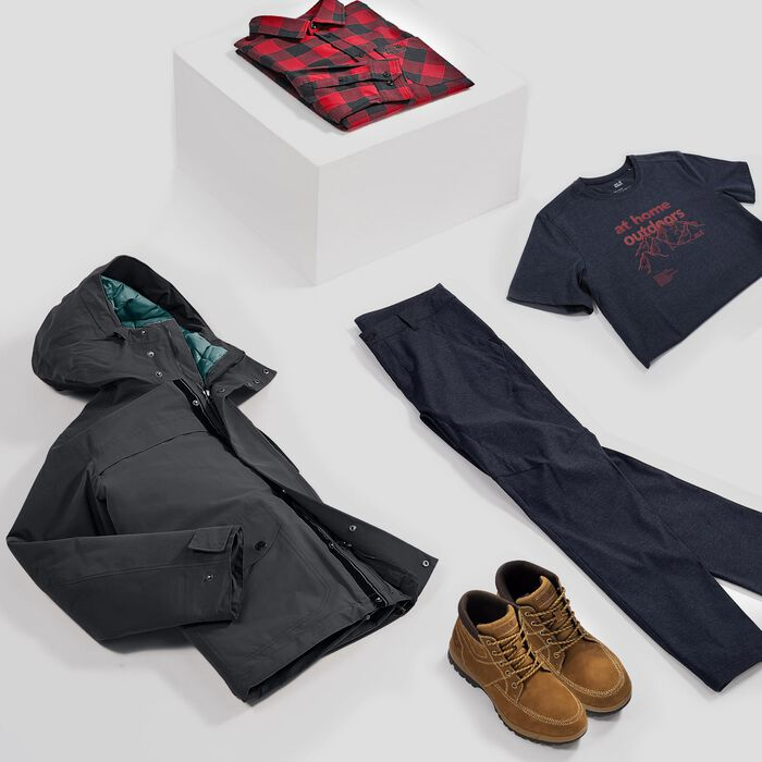 LEISURE OUTFIT MEN