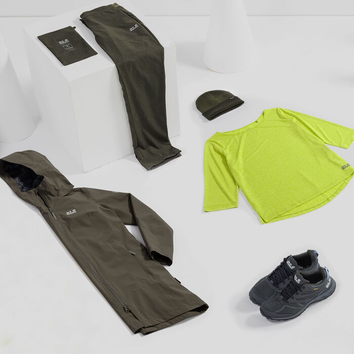 PACK AND GO OUTFIT WOMEN