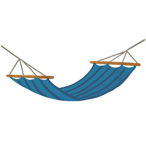 Hammock illustration