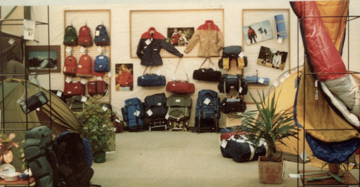 An old image of a Jack Wolfskin store