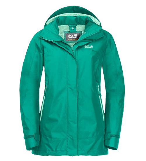 ONYX PEAK JACKET WOMEN