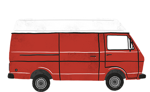 Van illustration