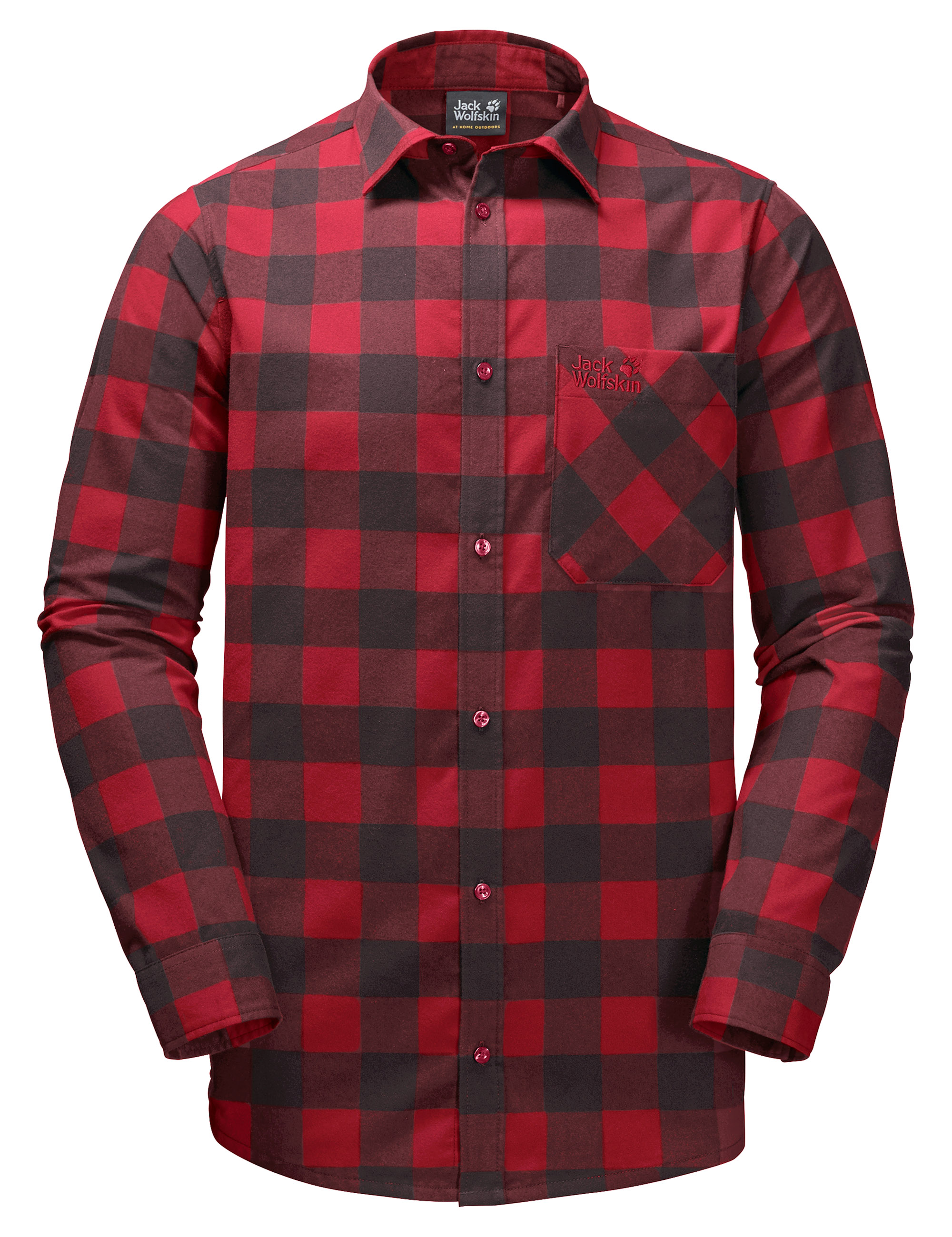 RED RIVER SHIRT M